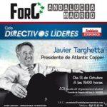 Ciclo de Encuentros de Directivos Líderes de Andalucía Económica. Foro Andalucía-Madrid
